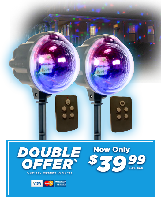 Double offer - now only $39.99